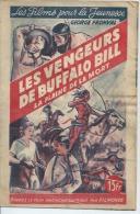 """LES FILMS POUR LA JEUNESSE  N° 5  1948 """" LES VENGEURS DE BUFFALO BILL """" REX LEASE / WILLIAM FARNUM / REED HOWES - Cinéma"""