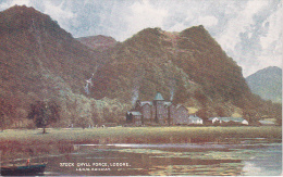 PC Lake District - Lodore - Stock Ghyll Force - L. & N.W. Railway (2927) - Cumberland/ Westmorland