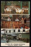 RARE - HABANA / LA HAVANE  - El Mas Famoso Restaurant * CENTRO VASCO * - Cuba