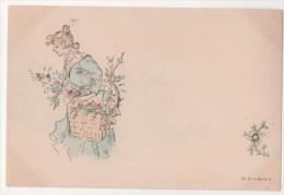 Illustrateur BOUTET - Les Parisiennes - N° 18 - Série 2 - Boutet