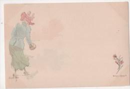 Illustrateur BOUTET - Les Parisiennes - N° 12 - Série 2 - Boutet