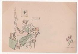 Illustrateur BOUTET - Les Parisiennes - N° 11 - Série 2 - Boutet
