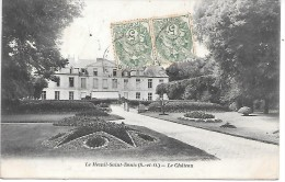 LE MESNIL SAINT DENIS - Le Château - Le Mesnil Saint Denis