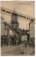 - JUSSEY - ( Haute-Saône ), Splendide, Animation, Enfants, Cliché Peu Courant, Non écrite, Scans. - Otros Municipios