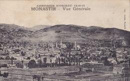 MIL247  --  ARMEE  FRANCAISE  IN MACEDONIA 1914 - 18   --  MONASTIR  --  VUE GENERALE DES CASERNES - Guerre 1914-18