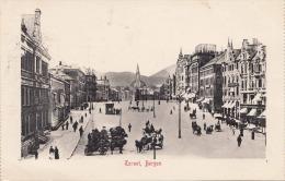 Norway TORVET Bergen 1905? Verlag M. & Co - Norwegen