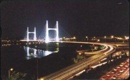 Taiwan Telephone IC Card IC07C022 Bridge - Taiwan (Formosa)