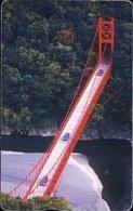 Taiwan Telephone IC Card IC07C024 Bridge - Taiwan (Formosa)