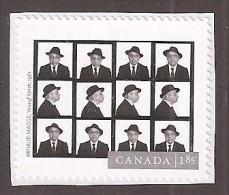 Canada, 2013, #2634, CANADIAN PHOTOGHRAPY:   YOUSUF KARSH  1.85$  MNH - Carnets