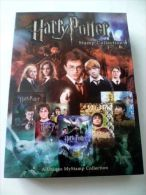 LIMITED EDITION !!   Singapore Complete Box Set 10 Harry Potter Stamps Collection Movie 1- 5 - Singapore (1959-...)