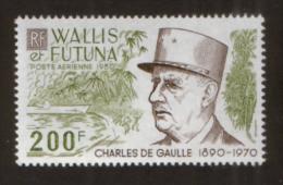 Wallis & Futuna 384 ** De Gaulle - De Gaulle (General)