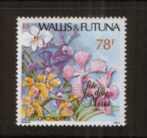 Wallis & Futuna 578 ** Orchideen (1990) - Orchideen