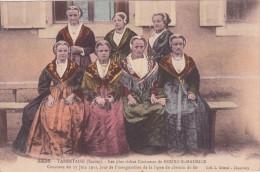 73 TARENTAISE,SAVOIE, Les Plus Riches Costumes De Bourg Saint Maurice - France