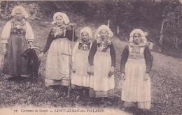 73 Costumes De Savoie, SAINT ALBAN DES VILLARDS - France