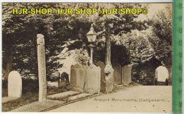 Ancient Monuments, LlanbadarnVerlag: -----------,  POSTKARTEErhaltung: I-II, Unbenutzt Karte Wird In Klarsichthülle Vers - Monuments