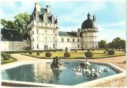 Dépt 36 - VALENÇAY - (CPSM 10.2x14.9cm) - Le Château (XVI°-XVII° Siècles) - Le Donjon (façade Nord) - France