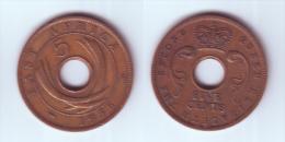 East Africa 5 Cents 1956 KN - Colonie Britannique