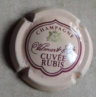 Capsule De Champagne - Vilmart Et Cie. - N°19 - Beige  ( Cuvee Rubis  ) - Champagne