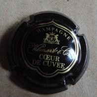 Capsule De Champagne - Vilmart Et Cie. - N°18 - Noir   ( Coeur De Cuvée ) - Champagne