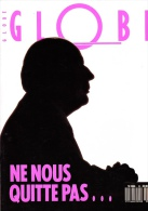 Mensuel Globe N°23—Décembre 1987—Ne Nous Quitte Pas… - Politica