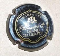 Capsule De Champagne - Vilmart Et Cie. - N°17 - Noir   ( Grand Cellier D´Or ) - Champagne