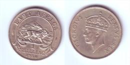 East Africa 1 Shilling 1950 - Colonie Britannique