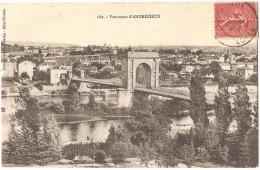 Dépt 42 - ANDRÉZIEUX-BOUTHÉON - Panorama D'Andrézieux - Andrézieux-Bouthéon