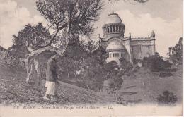CPA Alger - Notre-Dame D´Afrique Entre Les Oliviers - 1920 (2981) - Algerien