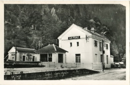 73 La Praz, La Gare, CPA  état Superbe - Chambery