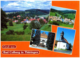 Bund / Germany: 'Bad Colberg-Heldburg, Thüringen', [O-6111 - 98663], Ungebraucht / Unused - Bad Colberg-Heldberg