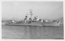 Escorteur D´escadre CHEVALIER PAUL (Marine Nationale) - Carte Photo éd. Emery - Photo/bateau/schiff - Guerre