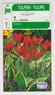 (RE 01) Card Tulip Esperanto - Esperanto