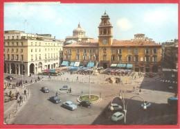 CARTOLINA VG ITALIA - PARMA - Piazza Garibaldi - 10 X 15 - ANNULLO 1978 - Parma