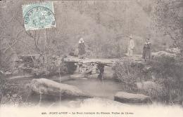 29 PONT AVEN - Le Pont Rustique Du Plessis - Pont Aven