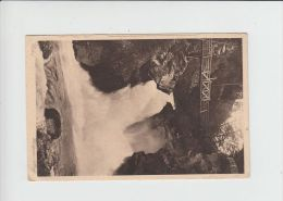 Veldes Bled, Vintgar, Used 1928 Postcard (st735) *discount On Slovenia Pc - Slovenië