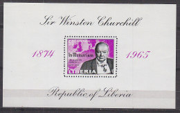 A1246 - LIBERIA BF Yv N°36 * CHURCHILL - Liberia
