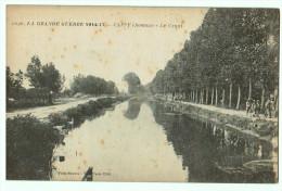 80b76CpaCAPPY Le Canal  ( Tachée ) - Unclassified