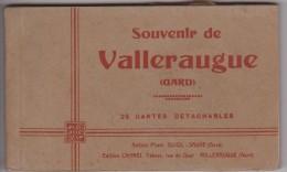 VALLERAUGUE - Carnet De 25 Vues - Valleraugue