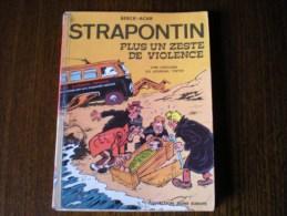Strapontin, Plus Un Zeste De Violence 1972 - Non Classés