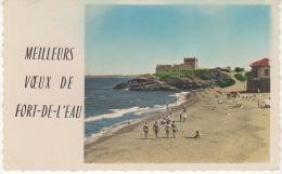ALGERIE- FORT DE L'EAU - MEILLEURS VOEUX- - Algeria