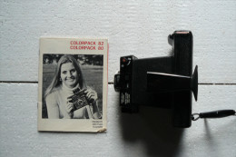 Appareil Photo Polaroid Colorpack 80 Avec Son Emballage - Appareils Photo