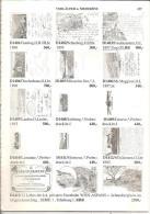 Österreich, Ansichtskarten (Abbildungen) Geordnet Nach Bundesländern 1890-28 - Literatur