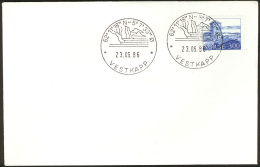 NORWAY, «Vestkapp 62o11'18''N - 5o7'33''E» 1986 - Geografia