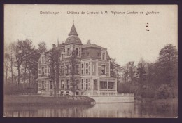 DESTELBERGEN - Château De Cerburst Mr Alphonse Cardon De Lichtbuer  // - Destelbergen