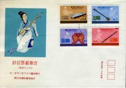 FORMOSE - REPUBLIC OF CHINA - MUSIC INSTRUMENTS - Music