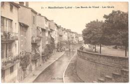 Dépt 42 - MONTBRISON - Les Bords Du Vizezi - Les Quais - Montbrison