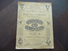 Catalogue Publicitaire Illustré Mandeville Et Combeléran.Articles De Batiment Et D'ornementation.Castelnaudary.N°5.32p - Languedoc-Roussillon
