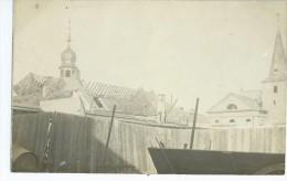 OPPAU  ( Allemagne )  -  Explosion De La Badische - Anilin  En Septembre 1921  (  CARTE  PHOTO  ) - Allemagne