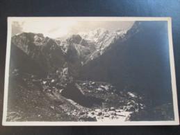 1930s  Skuta Iz Bistrice    / Slovenia - Slowenien
