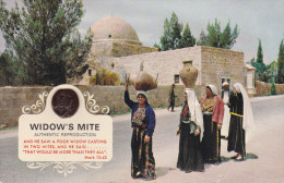 Rachel´s Tomb & Widow´s Mite , Palestine , 50-70s - Palestine